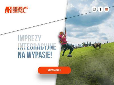 Integracjazakopane.pl wyjazd integracyjny