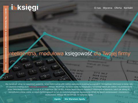 IKsięgi biuro rachunkowe online Kraków