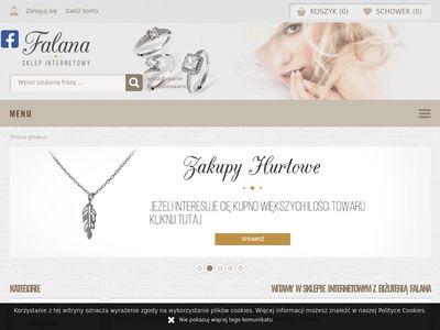 Hurt.falana.pl - biżuteria srebrna