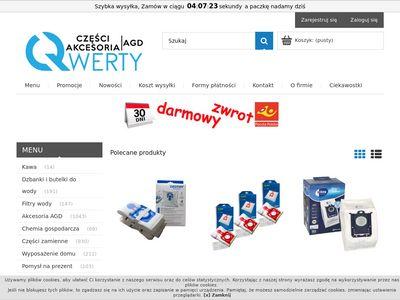 Hurtownia-qwerty.pl - hurtownia części agd