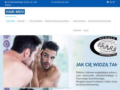 Hair-Med.pl - przeszczep włosów FUE