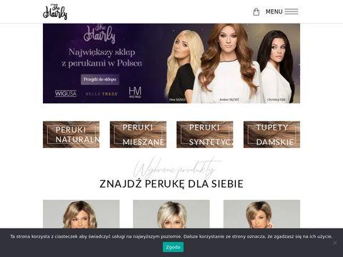 Hairly.pl - naturalne peruki