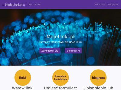 Mojelinki.pl e-wizytówki