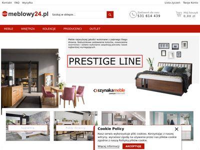 Meblowy24.pl - gabinet i biuro