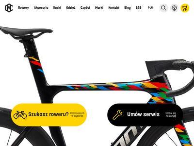 Mcsport.pl sklep z akcesoriami rowerowymi