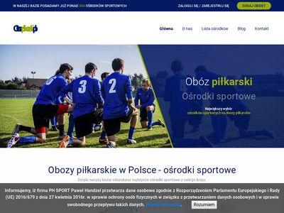 Obozpilkarski.pl w Polsce