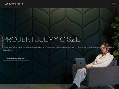 Nyquista.pl - ekrany akustyczne