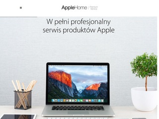 Applehome.pl serwis iphone
