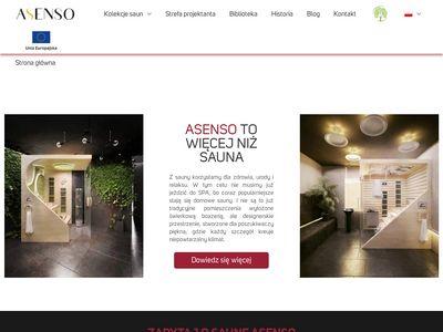 Asensosa.com - producent saun
