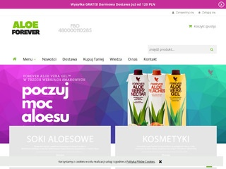 Aloe-forever.pl aloes