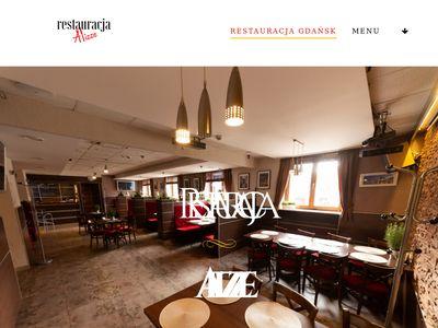 Alizze.pl - restauracja Gdańsk
