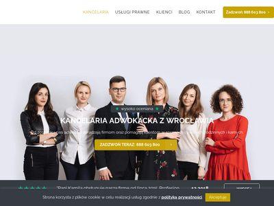 Adwokat-lukowicz.pl z Wrocławia