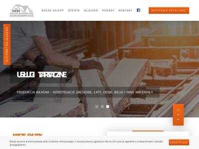 Agrokompleks.net materiały budowlane Dywity
