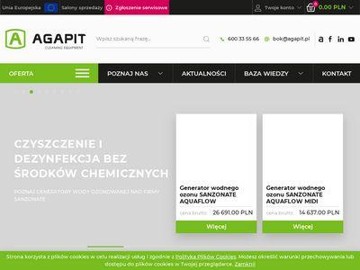 Agapit.pl - myjki wysokociśnieniowe