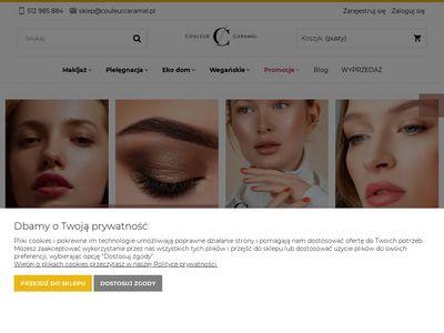 CouleurCaramel.pl - kosmetyki naturalne