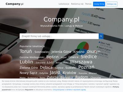 Company.pl - wizytówka twojej firmy