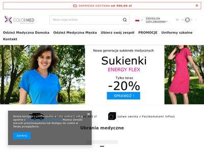 Colormed.pl - odzież medyczna