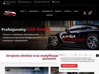 Chiptuningpro.pl profesjonalny