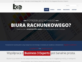 Business 3 Experts biuro rachunkowe