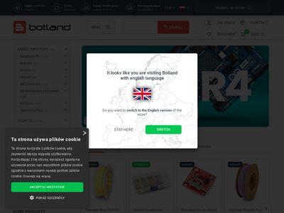 Botland.com.pl - sklep z elektroniką