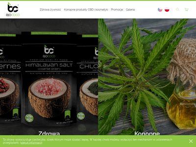 BjoCoCo - sklep z naturalną żywnością