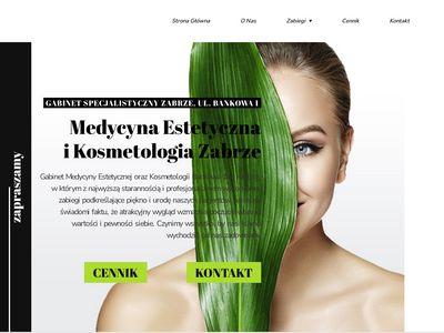 Bankowa1.pl - medycyna estetyczna Zabrze