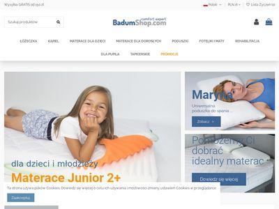 Badum - akcesoria i artykuły dziecięce