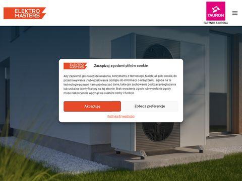 Elektromasters.com.pl fotowoltaika dla domu