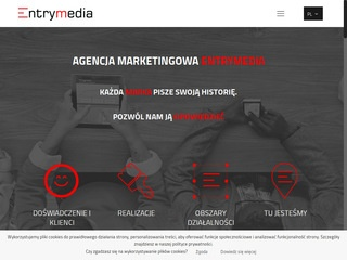 Entrymedia.pl - agencja marketingowa