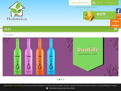 Ekodomek.eu - kosmetyki naturalne