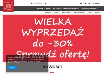 Demmers.pl - sklep z herbatą