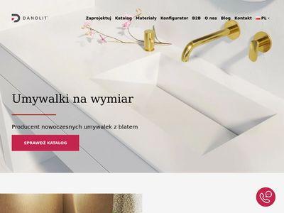 Danolit.pl - umywalki na zamówienie