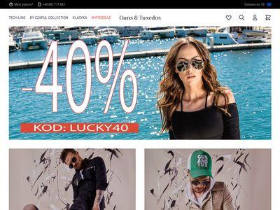 Gunsandtuxedos.com - garnitury męskie