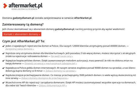 Gadzetydlamam.pl akcesoria dla dzieci