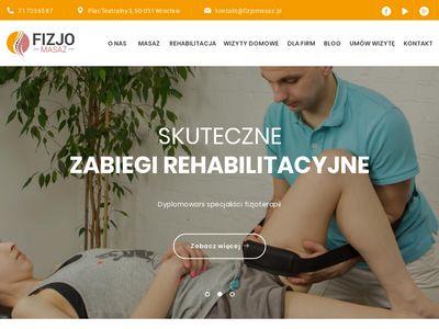 Fizjomasaz.pl - masaże i fizjoterapia