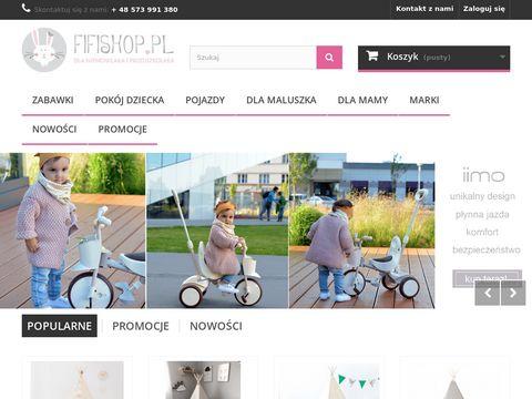 Fifishop.pl - sklep dla dzieci