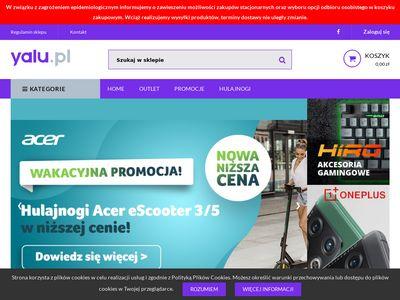 Yalu.pl akcesoria komputerowe sklep