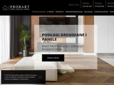 Probart.eu okna Rzeszów
