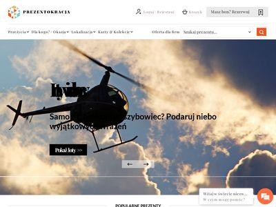 Prezentokracja.pl przeżycia