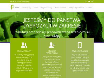 Plusjob.pl agencja pracy w Polsce