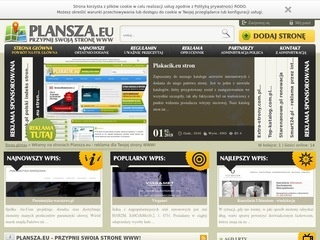 Plansza.eu - baza stron