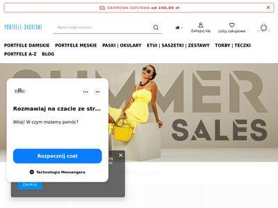 Portfele-skorzane.pl