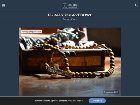 PoradyPogrzebowe.pl blog