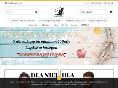 Perfumeriasensi.pl - rozlewnia perfum