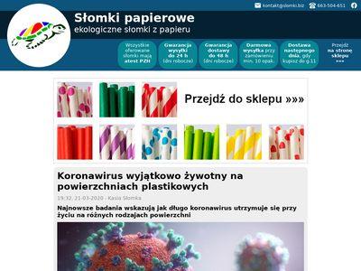 Papierowe.slomki.biz eko
