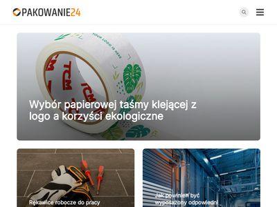 Pakowanie24.pl materiały do pakowania