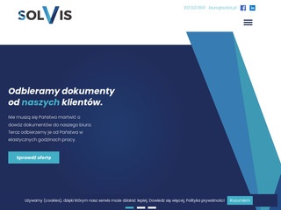 Solvis - usługi księgowe