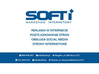 Softi - marketing internetowy