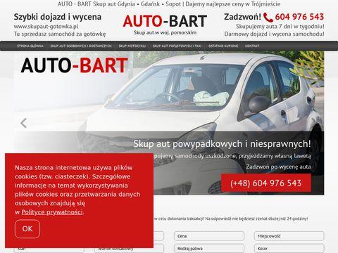 Auto-Bart skup aut za gotówkę
