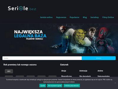 Seriale.best online w Polsce